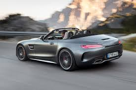 car mercedes 2016 mercedes amg reveals gt roadster and gt c roadster by car magazine