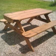 picnic table rentals pro line wood picnic table rentals more party equipment