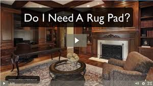 Do Rug Do I Need A Rug Pad Zerorez Southern California