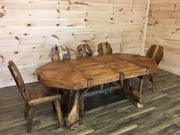 Whiskey Barrel Kitchen Table Mountain Top Furniture