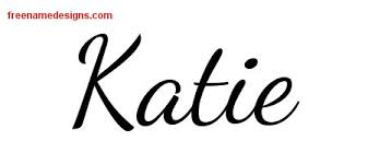 katie archives free name designs