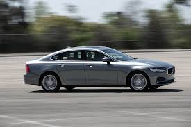 2017 volvo semi 2017 volvo s90 t5 first test review