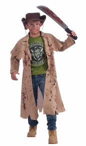 Halloween Hunter Costume Zombie Costume Ghoulishly Price Zombie