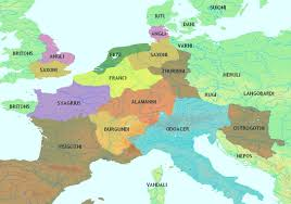 Map Central Europe by File Central Europe 5th Century Jpg Wikimedia Commons