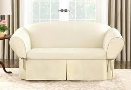 loveseat slipcover sa slipcovers 2 piece t cushion diy ikea
