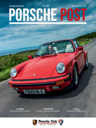 porsche brewster green bds magazine spring 2017 issue 366 by shelleys the printers ltd