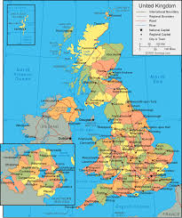 map uk map of uk uk map united kingdom wales scotland northern