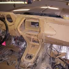 Car Upholstery Glue 1969 Camaro Custom Interior Fiberglass Dash Dashboard The Guts