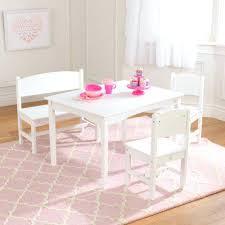 kidkraft nantucket table and chairs kidkraft nantucket table table with bench 2 chair set pastel