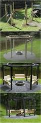 Pergola Swing Plans by Tutorial Build An Amazing Diy Pergola And Firepit With Swings
