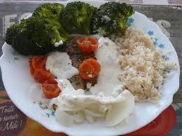 cuisiner filet de lieu noir filet de lieu noir aux légumes et riz par mistigri11 une