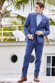 how should a suit fit mens style guide macy u0027s