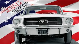 Cool Muscle Cars - the buyer u0027s guide to vintage american muscle cars the drive