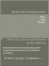 verb pattern hesitate verbs as complement anxiety languages