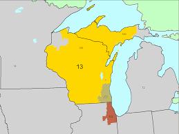 Upper Michigan Map District 12 Arlinghaus Atlas Page