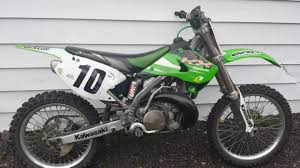 2004 kawasaki kx500 motorcycles for sale
