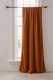 Yellow Brown Curtains Yellow Window Curtains Window Panels Outfitters