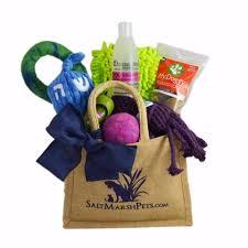 pet gift baskets ultimate hanukkah dog gift bag saltmarshpets