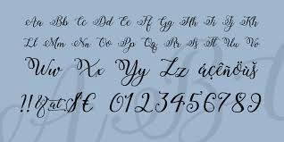 calligraphy font winter calligraphy font 盞 1001 fonts
