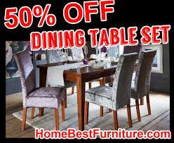 sale discount cascade rectangular extending table and 4 chairs