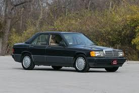 1989 mercedes benz 190e my classic garage