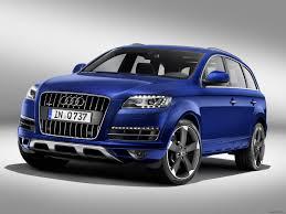 Audi Q7 Diesel - 2014 audi q7 tdi ara blue front wallpaper 1 1280x960