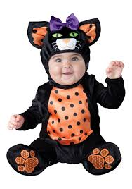Baby Boy Halloween Costumes Infant Toddler Mini Meow Cat Costume