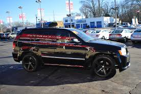 2007 jeep grand cherokee srt black used 4x4 suv sale