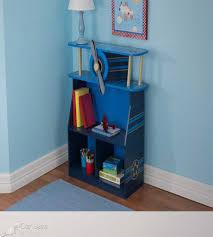 White Wall Shelves For Kids Room Furniture White Wooden Dollhouse Bookcase For Kids Room Furniture