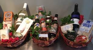 customized gift baskets cheese and wine baskets cheese