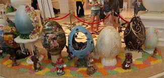 easter egg display grand floridian resort chocolate easter egg display easywdw