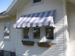 fabric window awnings color brite awning company stationary fabric awning sales and