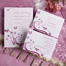Pink Wedding Invitations Pink Wedding Invitations