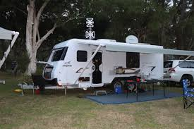luxury caravan bush palace sydney