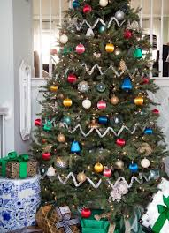 pretentious design brown tree decorations