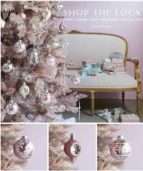 Shabby Chic Christmas Tree by 1603 Best Christmas Decor Images On Pinterest Christmas Decor