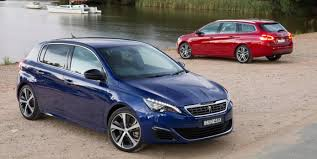 peugeot wagon peugeot 308 range reshuffle coming golf r wagon rival unlikely
