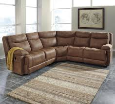 Living Room Sectional Sets by Signature Design By Ashley Valto 5 Piece Power Reclining Sectional