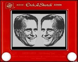 mitt romney brings his etch a sketch to asheville north