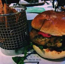 thanksgiving burger picture of hunters room grill doha doha
