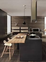 25 absolutely charming black kitchen interiorforlife com pale wood