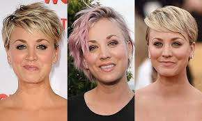 pixie haircuts for 30 year old 10 times kaley cuoco gave us short hair envy and how to get the