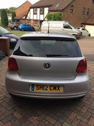 2012 vw polo s60 1 2l petrol manual in chatham kent gumtree