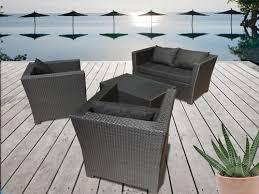 canape de jardin en resine tressee pas cher mobilier de jardin resine tressee pas cher maison design hosnya com