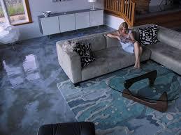 Angela Adams Rugs Ocean Living Room Beach Style Living Room Portland Maine