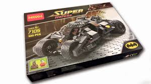batman car lego dark lord dungeon lego batman tumbler batmobile ko