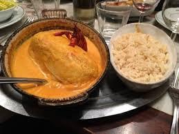 cuisines chabert la grosse quenelle de brochet picture of chabert fils lyon