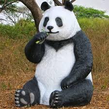 outdoor bear statues wayfair