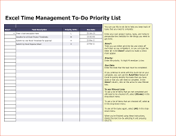 Todo List Template Excel 8 Excel To Do List Template Bookletemplate Org