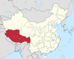 Map Of Nepal And China by Tibet Autonomous Region Wikipedia
